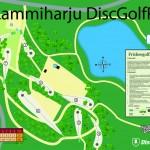 Lammiharju DGP kartta